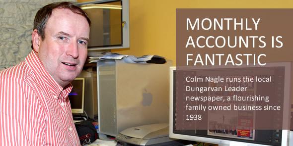 Colm Nagle - Dungarvan Leader