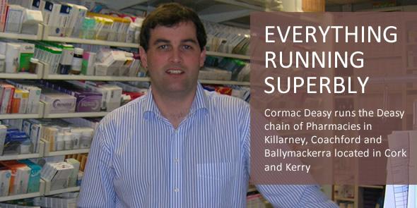 Cormac Deasy - Deasys Pharmacy