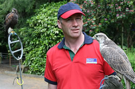 Jeremy Nicholson - Bird Control Ireland
