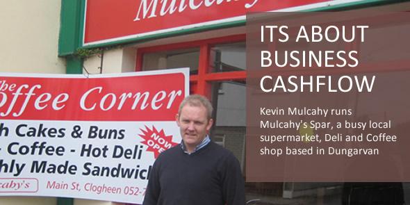 Kevin Mulcahy - Mulcahys Spar