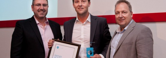 Denis Breen Xero Partner of the Year 2012